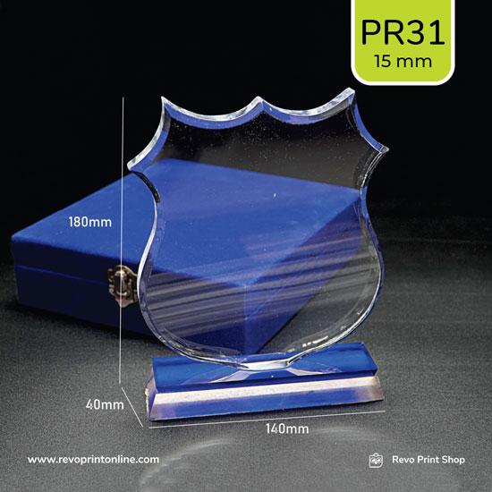 Plakat Akrilik 15 mm PR-31