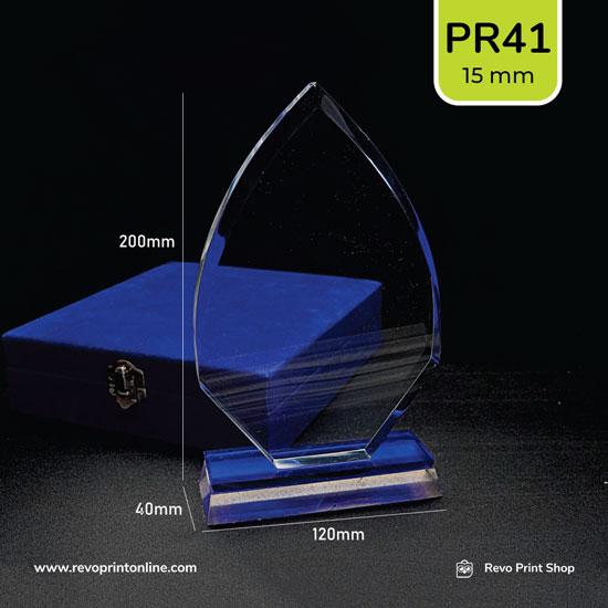 Plakat Akrilik 15 mm PR-41