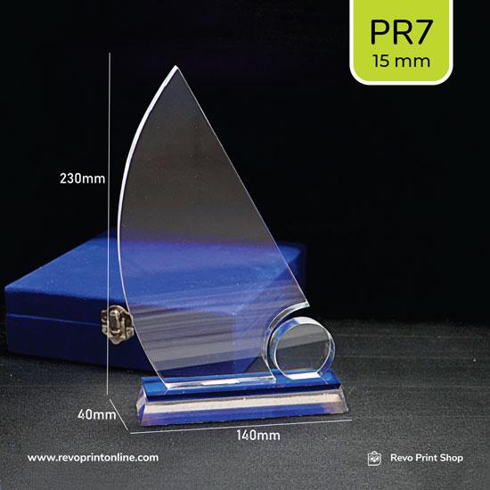Plakat Akrilik 15 mm PR-07