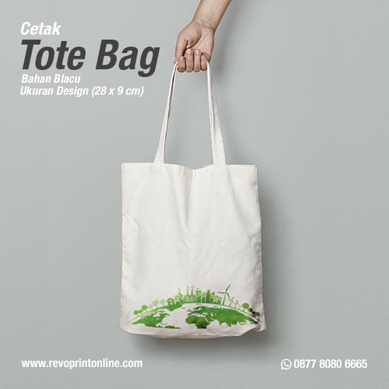 Tote Bag Custom Design ( 28 x 9 cm )