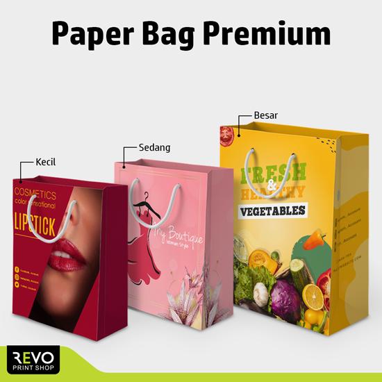 Paper Bag Premium