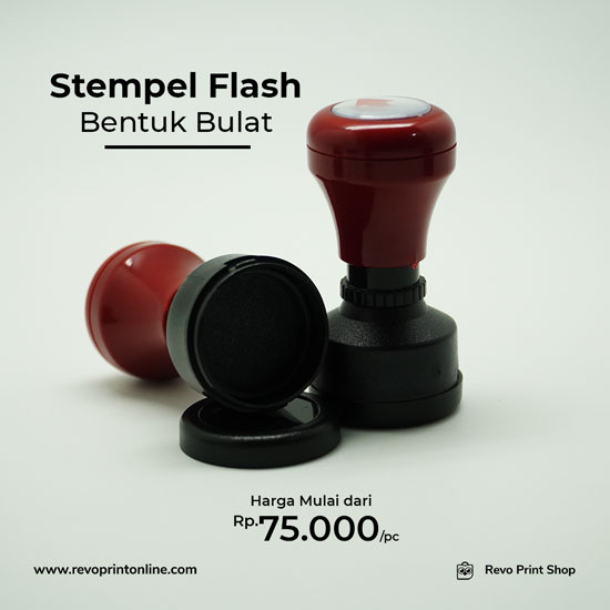 Stempel Flash Bulat
