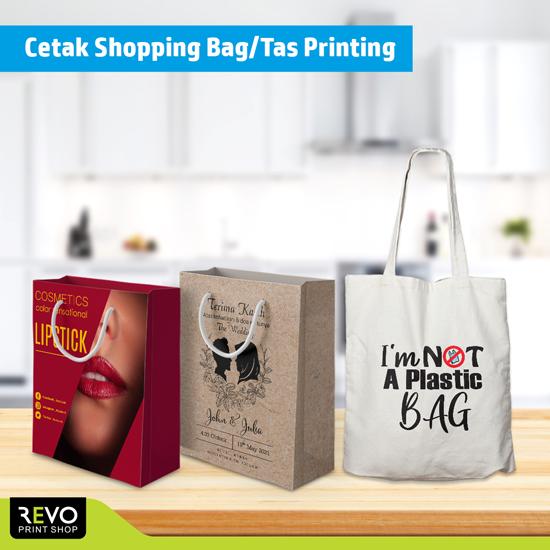 Shopping Bag/Tas Printing
