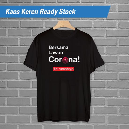 Kaos Keren Ready Stock