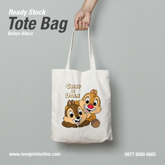 Tote Bag Ready Stock